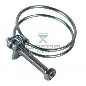 Kubota 15108-72870 Hose clamp