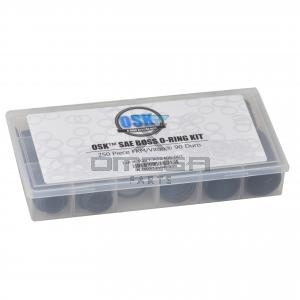 MEC Aerial Work Platforms 100458 OSK SAE Boss O-Ring Seal Kit - 250 Piece FKM - Vito  90 Duro