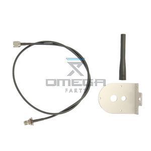 Autec R0ANTE00E68A0 Antenne - external - 1 mtr cable - Dual band