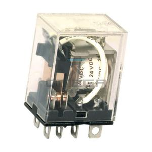 Omega Platforms  109602 Relay - 24Vdc double contacts
