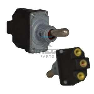 Genie Industries  42730-S Toggle Switch - 2 pos spring return