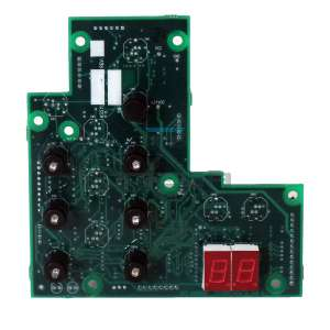 UpRight / Snorkel 502453-000 Printed Circuit Board ITT