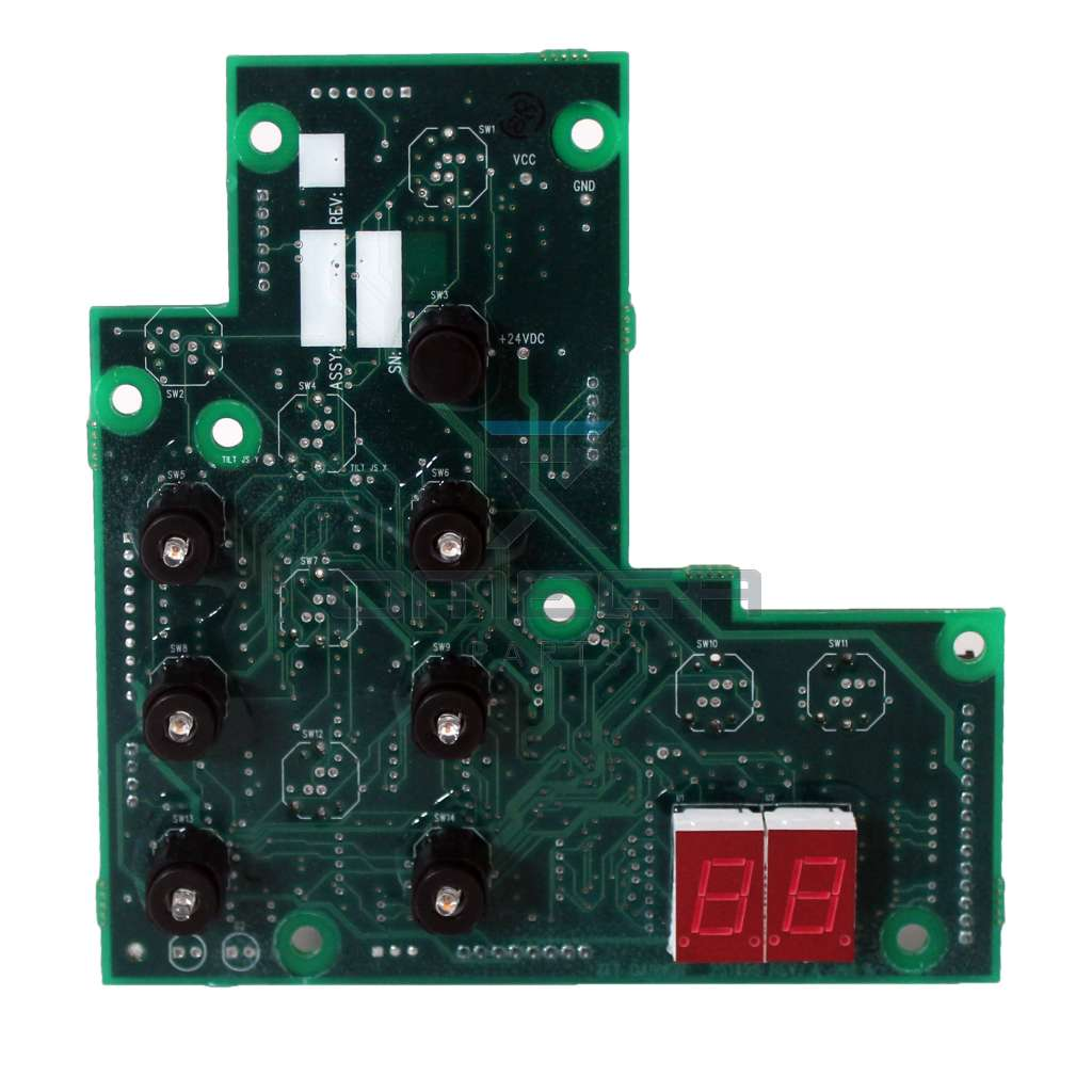 502453 000 Upright Snorkel Printed Circuit Board Itt Omega What Is The Name Of