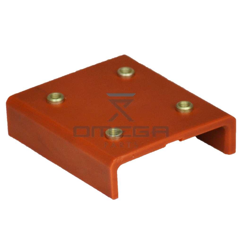 UpRight Snorkel Wear Pad Omega Parts International BV - International table pads