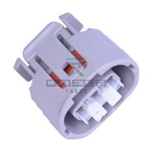 Kubota 16678-6583-0 Plug alternator Kubota