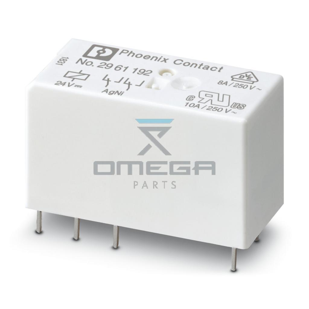 OMEGA 122050 Relay 24Vdc - 2DPT