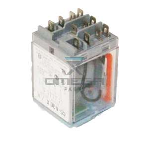 UpRight / Snorkel 027962-002 Relay 3pol 24Vdc