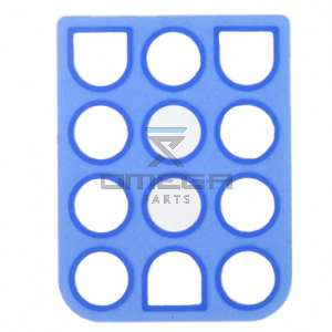 OMEGA 126028 Interface seal 12 way