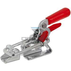 Omega Infra BV 128.520 Pull Action Clamp with Threaded U-Bolt