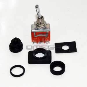 Autec  R0PULS00E005 Switch toggle - 3 pos - all fixed