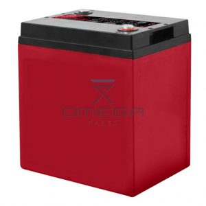 OMEGA  130224 Zenith Deep Cycle AGM Battery 224Ah 