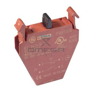 UpRight / Snorkel 066805-012 Contact Block NO/NC