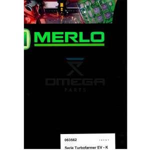 Merlo 063562 Service manual