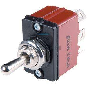 Haulotte  2440901620 Toggle switch - 3 pos - spring return center