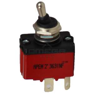 Haulotte  2440901650 Toggle switch - 2 pos - all fixed