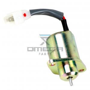 UpRight / Snorkel 064640-001 Stop solenoid 24Vdc