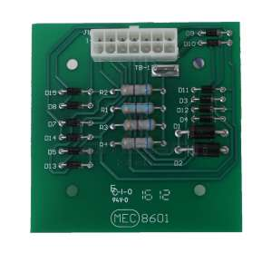 MEC Aerial Work Platforms 2588601 Printed circuit board