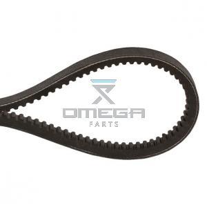 OMEGA 154790 V-belt - 10x613mm (La)