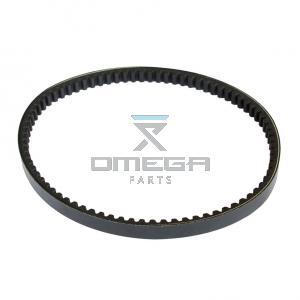 OMEGA 154794 V-belt - 10x578mm (La)