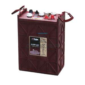 UpRight / Snorkel 068568-000 Trojan Battery L16P-AC L x B x H = 296 x 176 x 425 mm (top plate 402 mm) 420Ah @ 20hr
