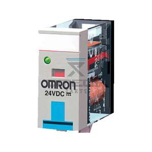 OMEGA  174228 Omron relay  24dc single contacts