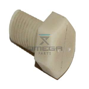 Merlo 851013 Platstic bolt