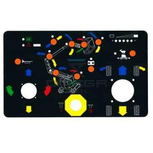 UpRight / Snorkel 3020159 Switch panel