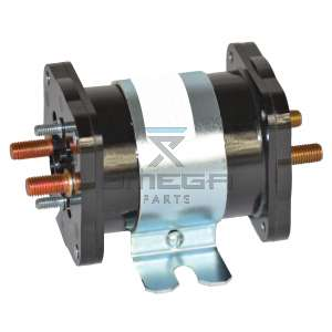 UpRight / Snorkel 501873-000 Solenoid 48Vdc - NO/NC