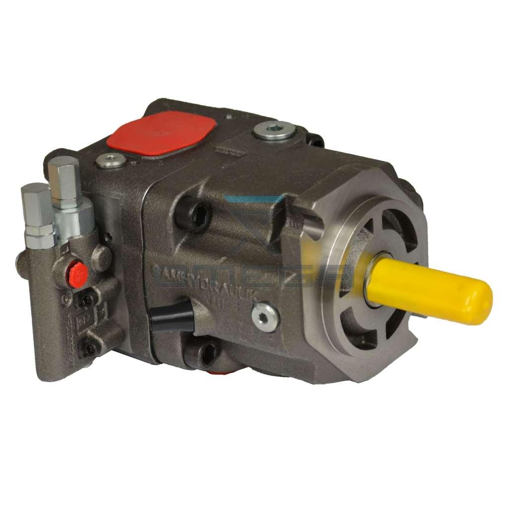 Hydraulic Piston Pump : Omega platforms hydraulic piston pump