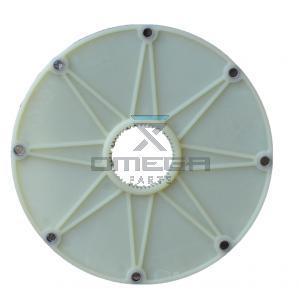 OMEGA 224008 Coupler plate - 48 - 10