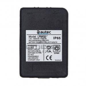 Autec  LPM02 Battery - Li-Ion - 7,4V - 10,36Wh