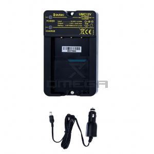 Autec  UMC12V Battery charger - 12V - 24V  - suitable for 3.6V NiMH battery type  / 3.7V Li-Ion type battery