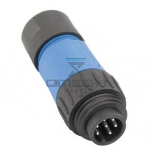 UpRight / Snorkel 501886-007 Plug for harness overload cell AB38