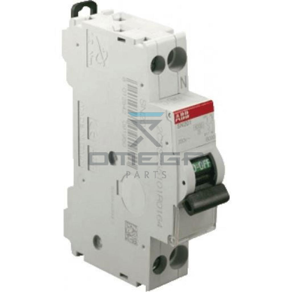 ABB 2CSS255101R0161 Circuit breaker - 16A - 2p - Slow acting