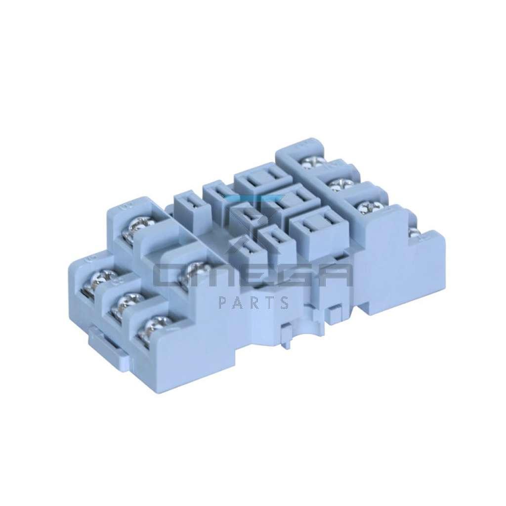 UpRight / Snorkel 027963-000 Relay socket