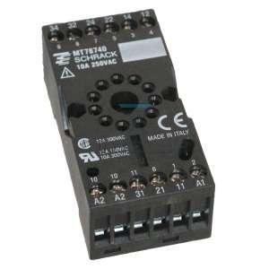 OMEGA  302106 Relay socket