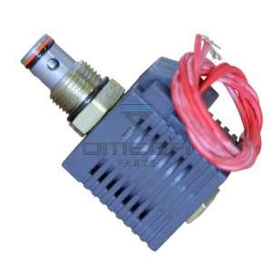 UpRight / Snorkel 060291-000 Valve + Coil, 12VDC