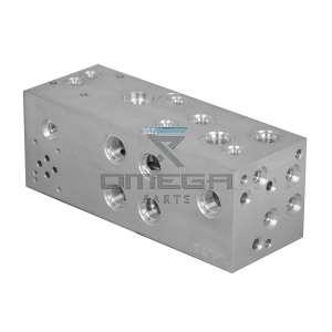 SNORKEL 064050-002 Hydraulic manifold - block only