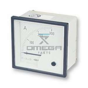 OMEGA  302512 Frequency meter - panel 45-65Hz