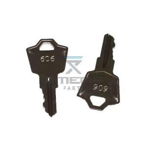 UpRight / Snorkel 510366-001 Key only