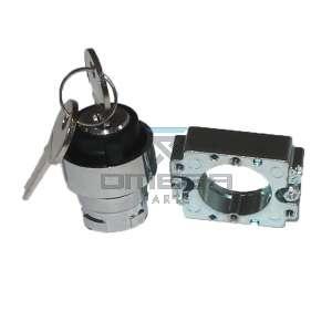 UpRight / Snorkel 057310-001 Key sw 3 pos