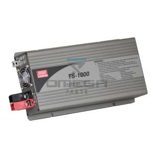 OMEGA  306866 DC - AC convertor - 10 - 15 Vdc input - output 110Vac output. 