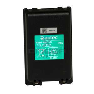 Autec  MH0707L Battery 7,2V - 1300mAh
