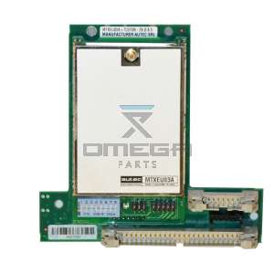 Autec  R0TXCO04E02A0 Printed circuit board - transmitter module