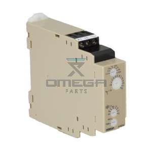 OMEGA  308678 Timer relay 24 - 220V