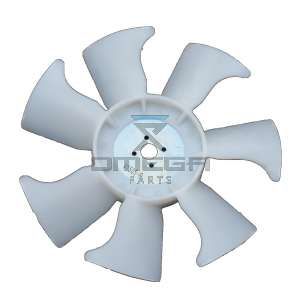 Kubota  162857411 Fan