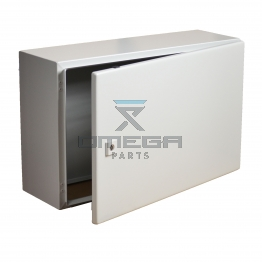 Omega Platforms  320482 Enclose box -  box only 600 x 380 x 210