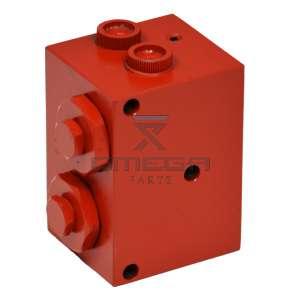 Aichi  MZ022095 Double pilot, Check valve
