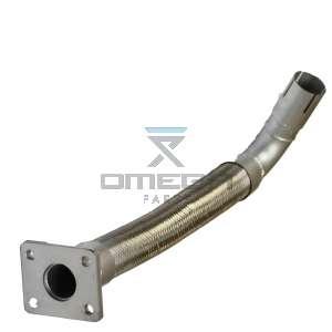 Aichi  MZ780388 Exhaust pipe, Flexible