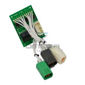 Aichi  MZ297278 Circuit Board upper